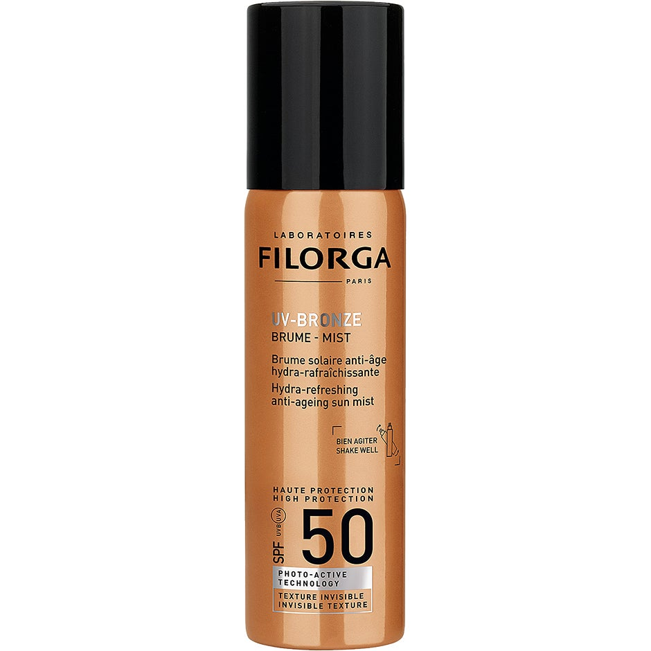Filorga UV Bronze Mist SPF 50+, 60 ml Filorga Solskydd