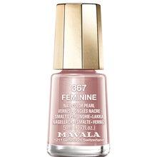 Mavala Nail Color Pearl, 367 Feminine