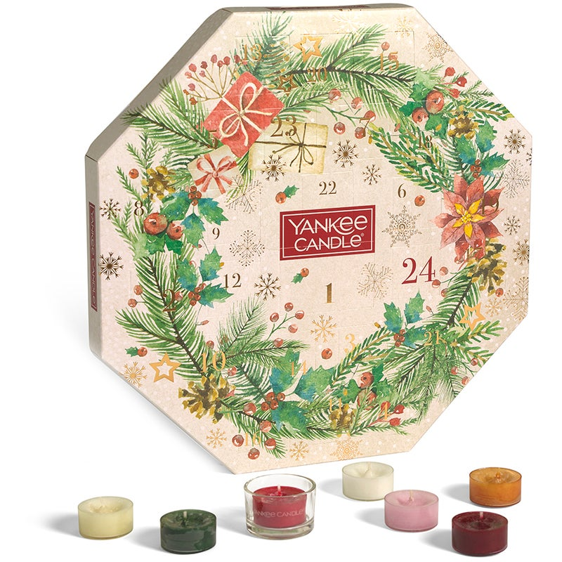 Yankee Candle Candle Calender
