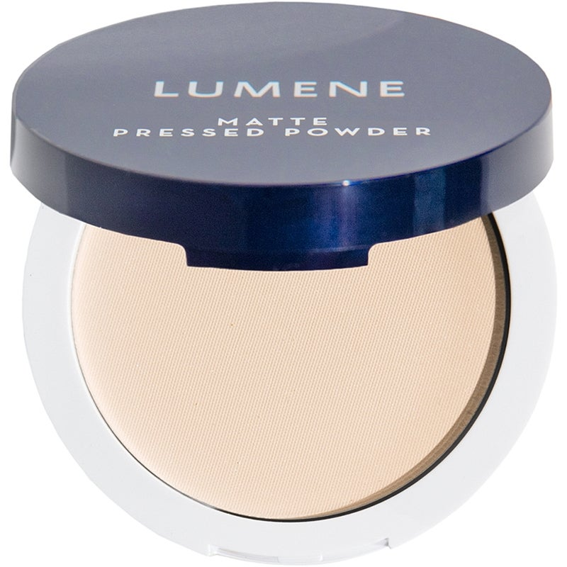 Lumene Matte Pressed Powder