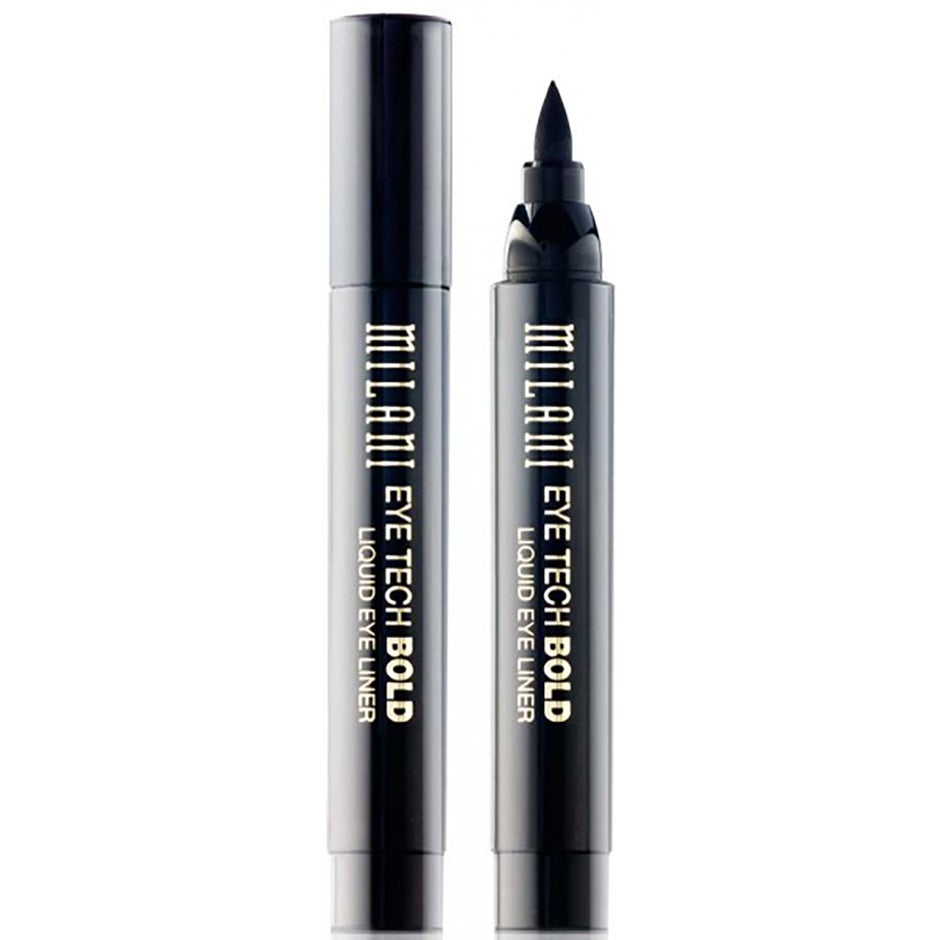 Eye Tech Bold Liquid Eyeliner, Milani Cosmetics Eyeliner