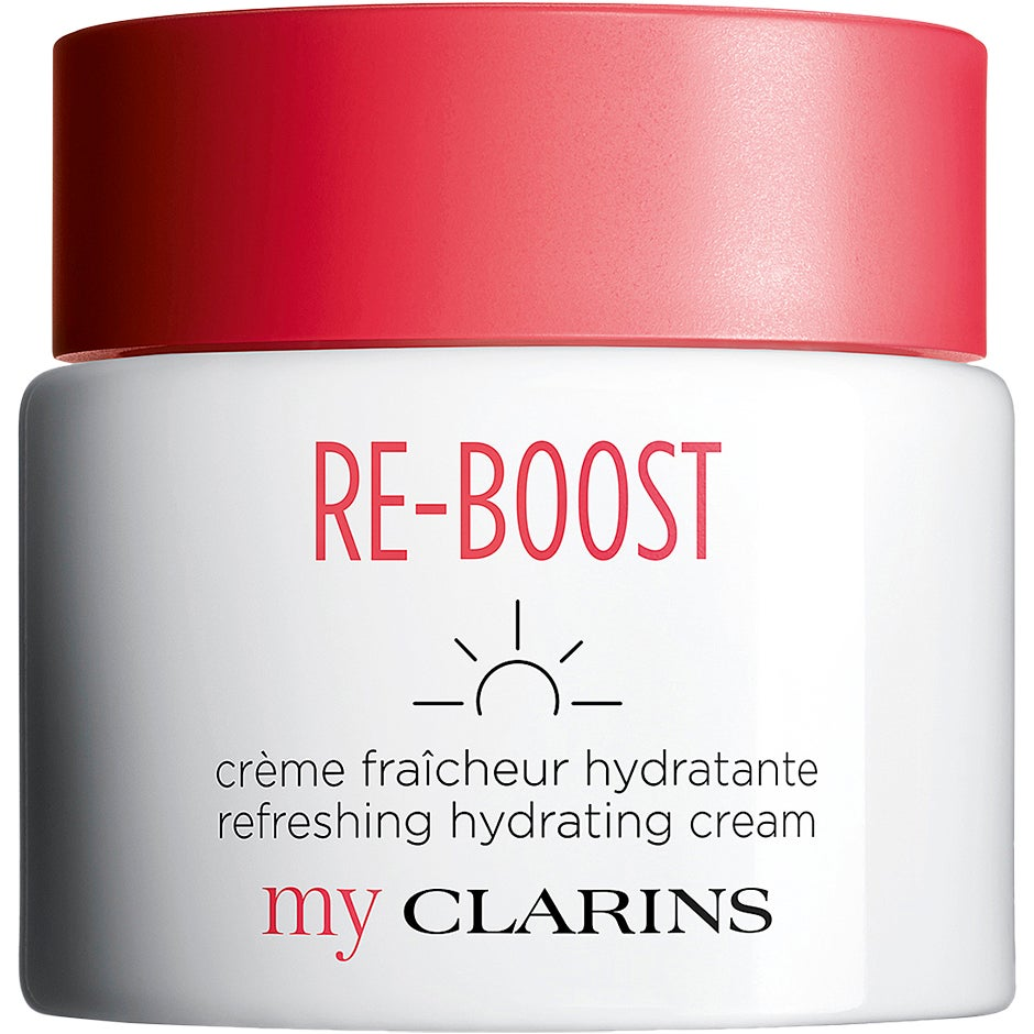 My Clarins Re-Boost Refreshing Hydrating Cream, 50 ml My Clarins Dagkräm
