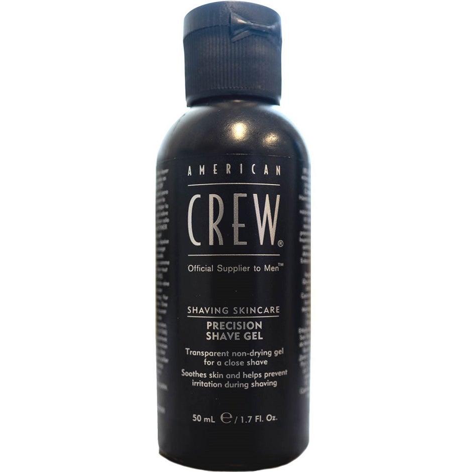 American Crew Shaving Skincare Precision Shave Gel, Precision Shave Gel 50 ml American Crew Rakgel