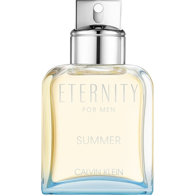 Calvin Klein Eternity Man Summer 2019