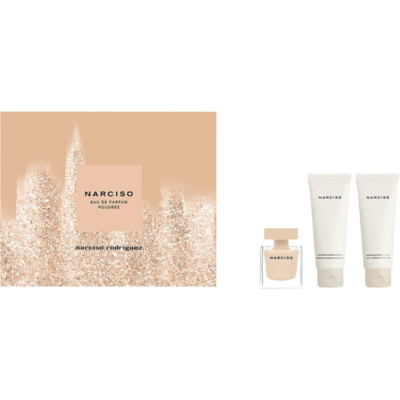 Narciso Rodriguez Poudree Gift Set