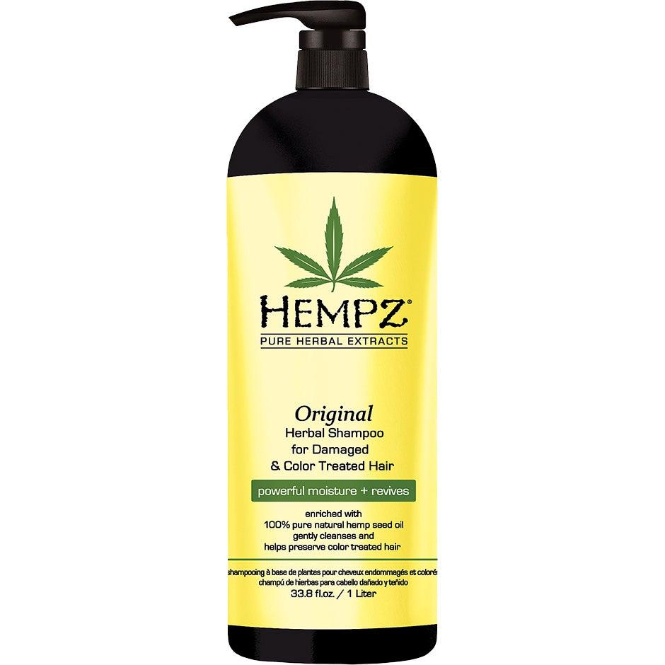 Original Shampoo, 1000 ml HEMPZ Shampoo