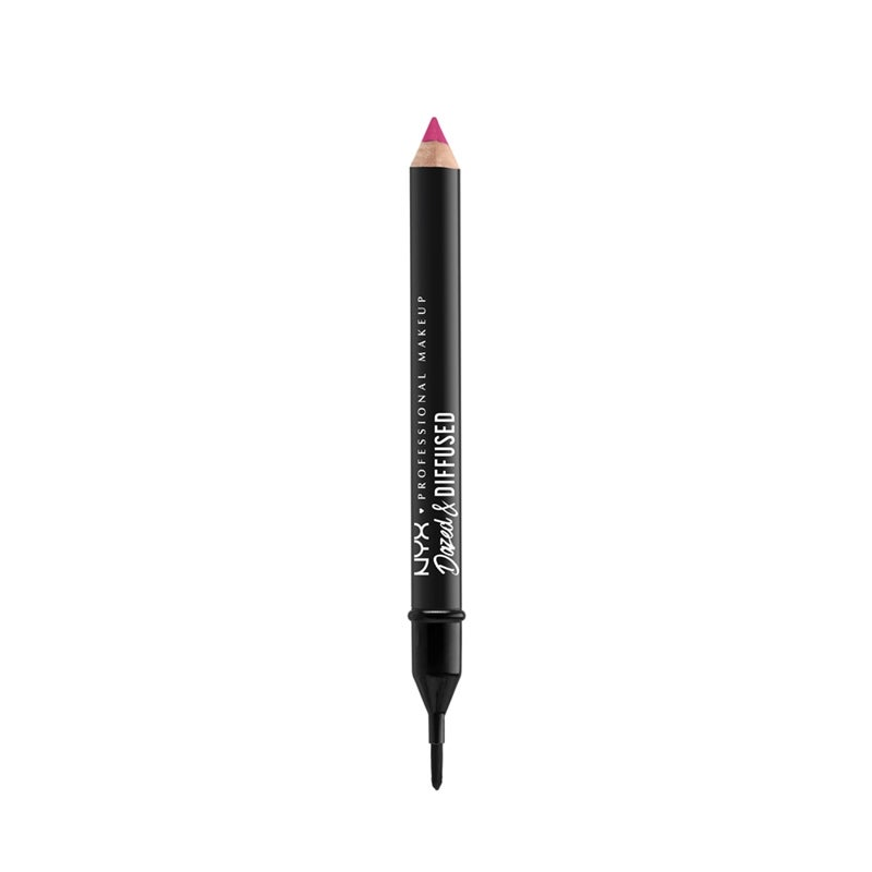 NYX Professional Makeup Dazed & Diffused Blurring Lip Stick