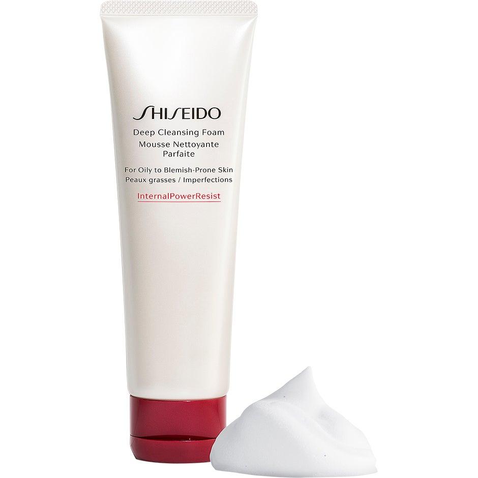 Shiseido Deep Cleansing Foam, 125 ml Shiseido Ansiktsrengöring