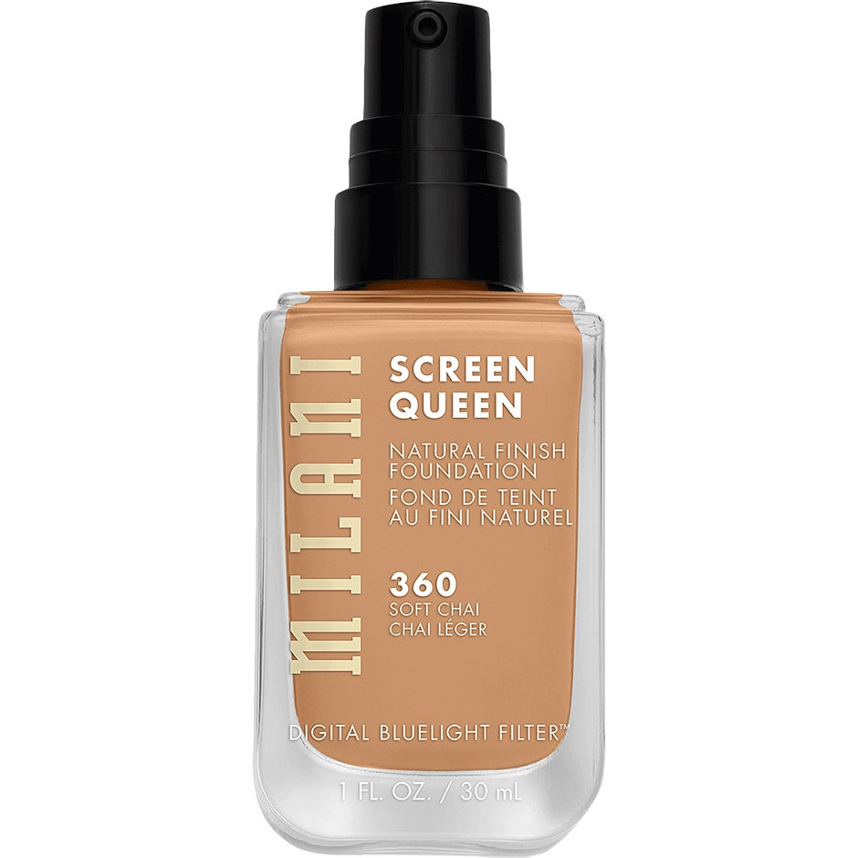 Screen Queen,  Milani Cosmetics Foundation