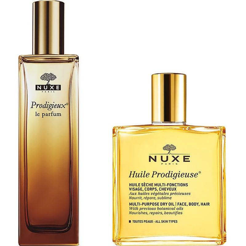 Köp Nuxe hudvård, parfym, makeup på Parfym.se
