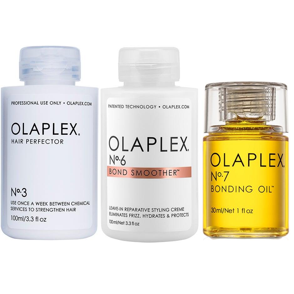 Styling Favourites,  Olaplex Hårinpackning