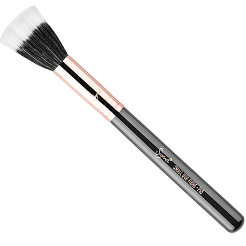 Small Duo Fibre Brush Copper - F55
