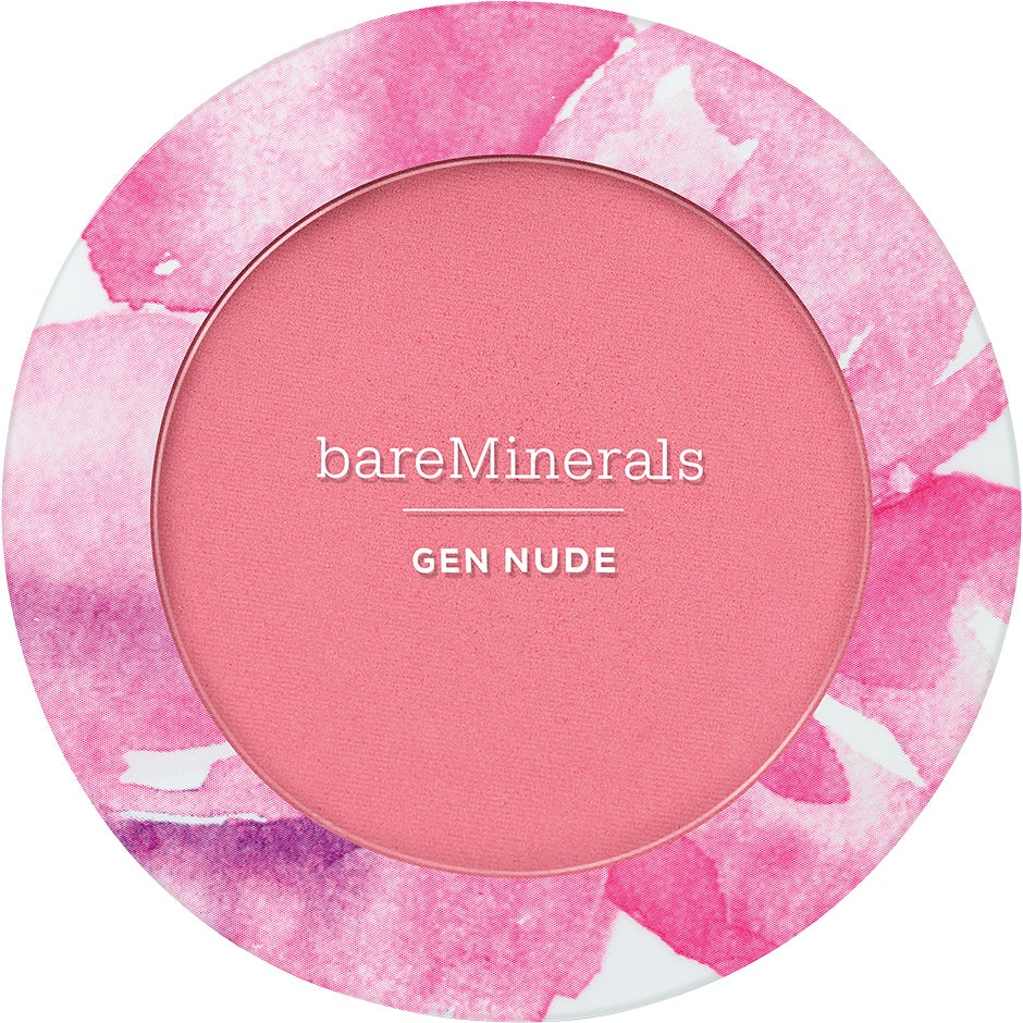 bareMinerals Floral Utopia Gen Nude Powder Blush, 6 ml bareMinerals Rouge