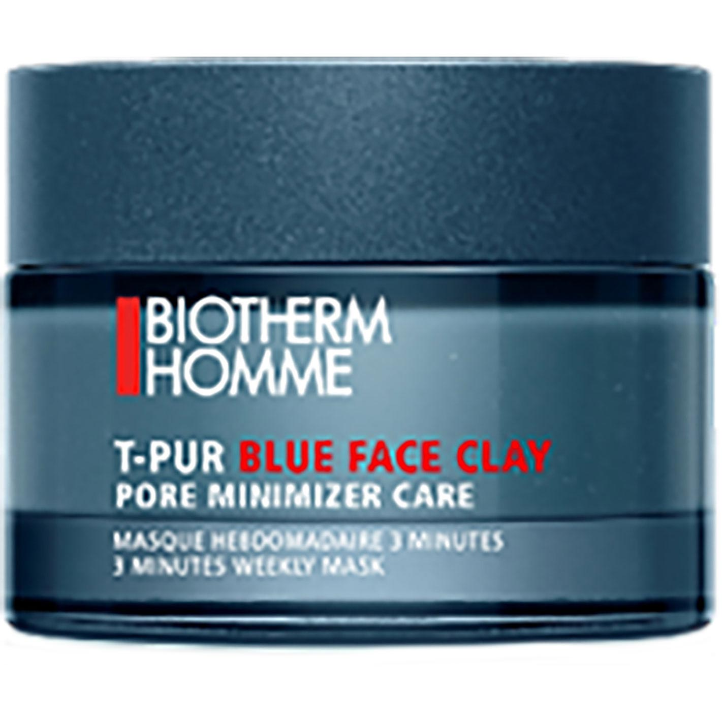 Biotherm T-Pur Blue Face Clay Mask
