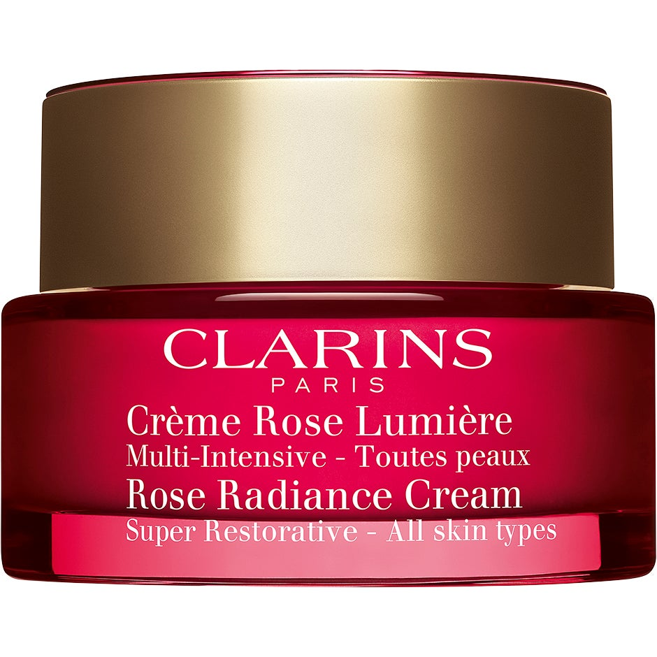 Rose Radiance Cream Super Restorative, 50 ml Clarins Dagkräm
