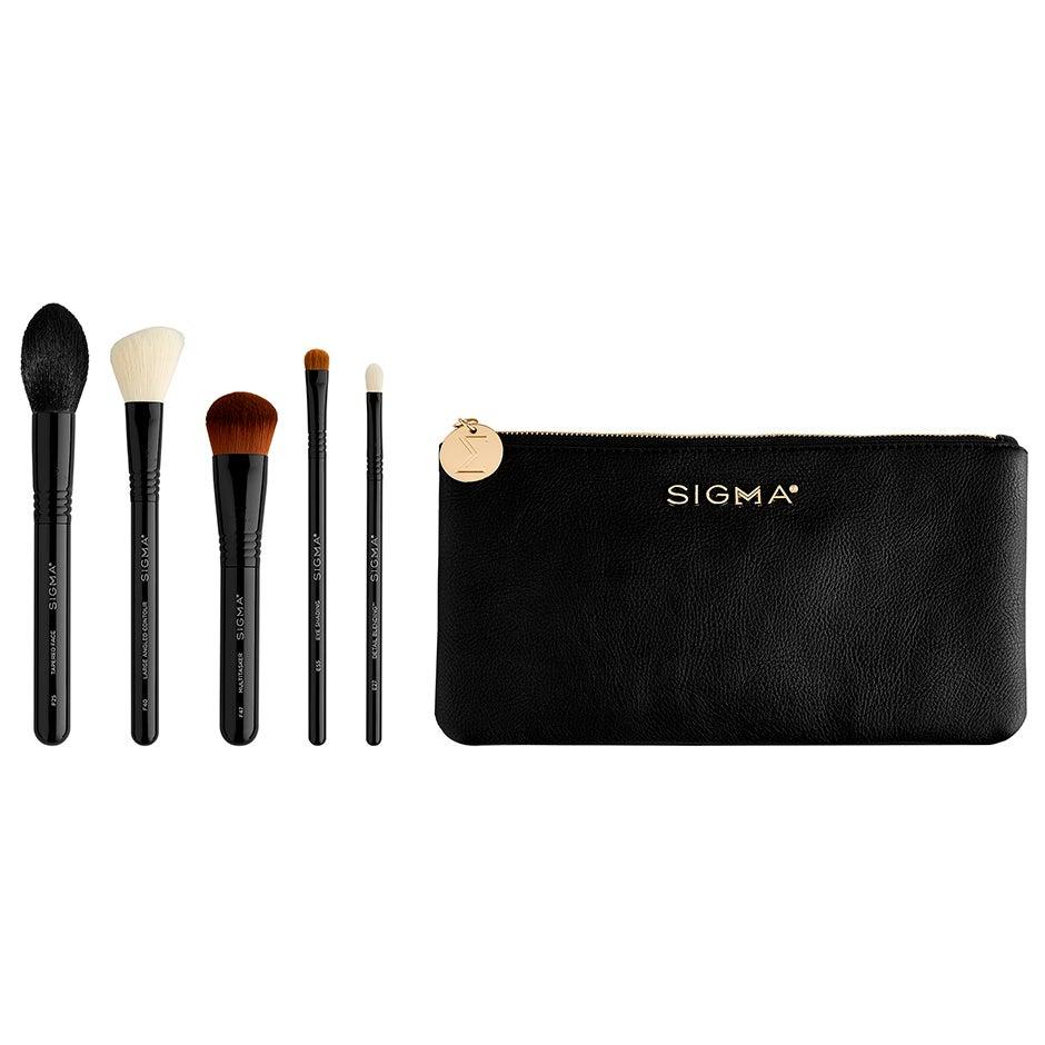 Multitask Brush Set,  Sigma Beauty Borstar & Penslar