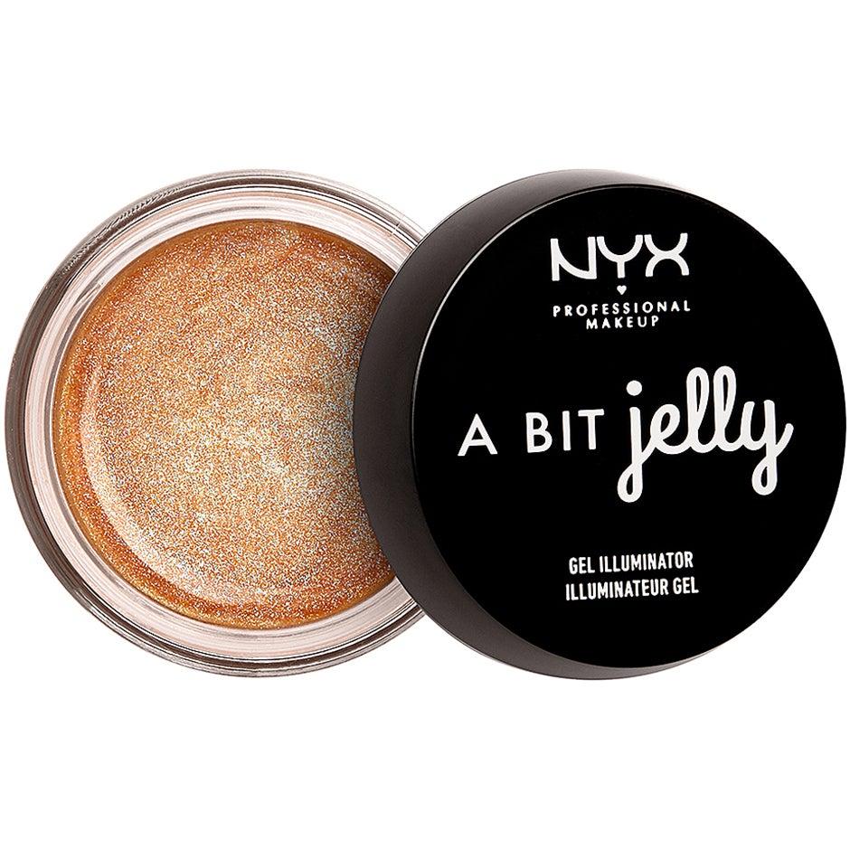 A Bit Jelly Gel Illuminator,  NYX Professional Makeup Highlighter