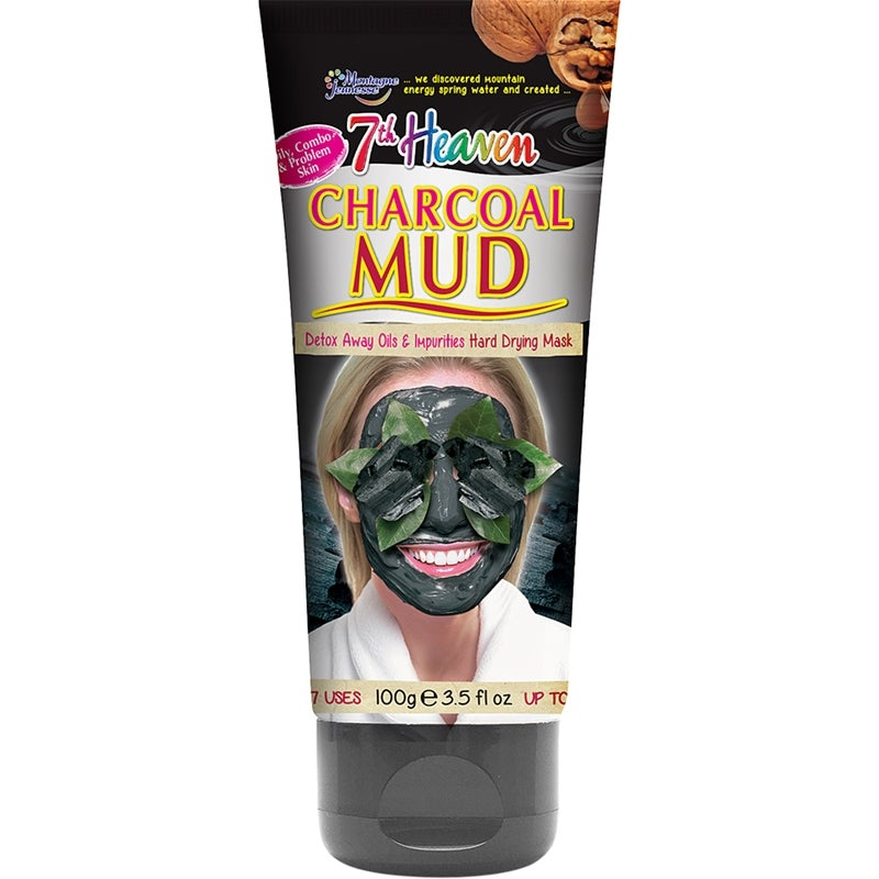 7th Heaven Charcoal Mud Masque