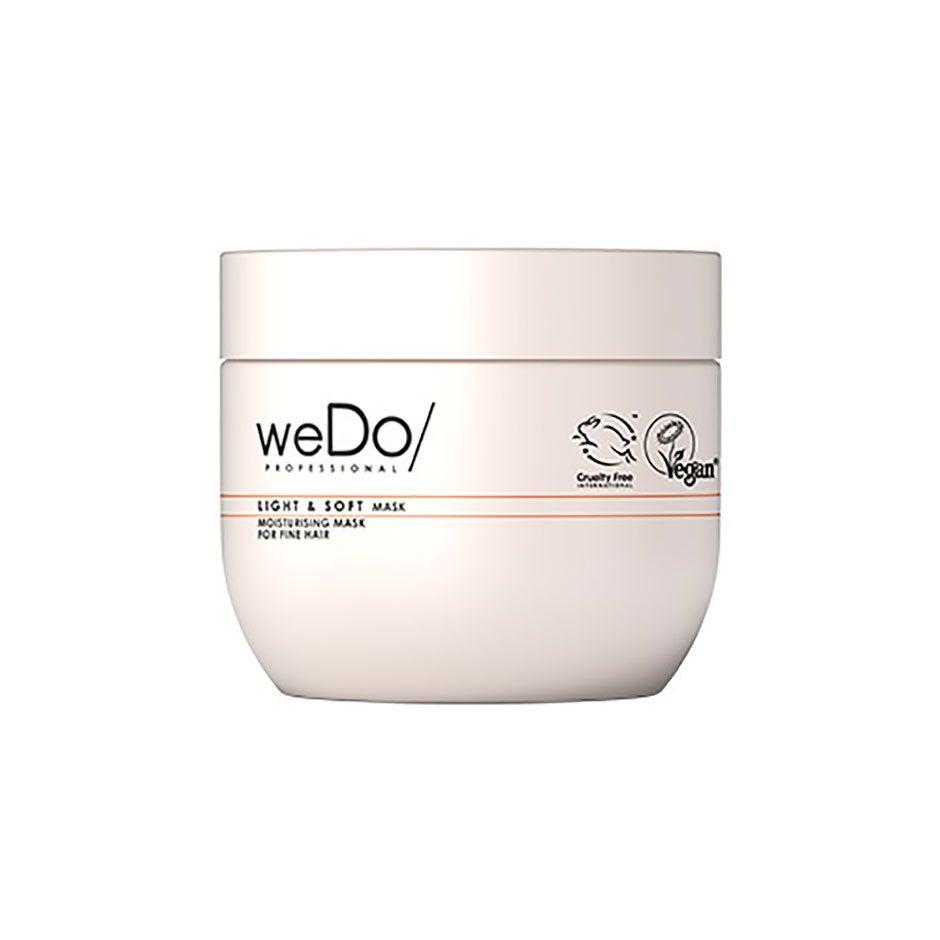 Light & Soft Hair Mask, 400 ml weDo Hårinpackning