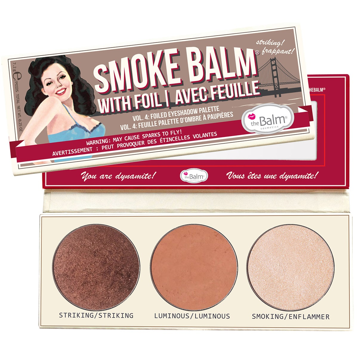 the Balm The Balm SmokeBalm Vol. 4