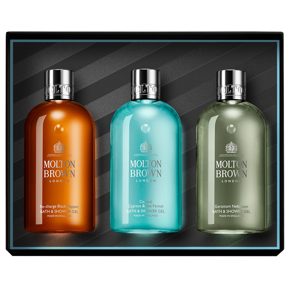 Spicy & Aromatic Collection, 1350 g Molton Brown Gift Set Dam