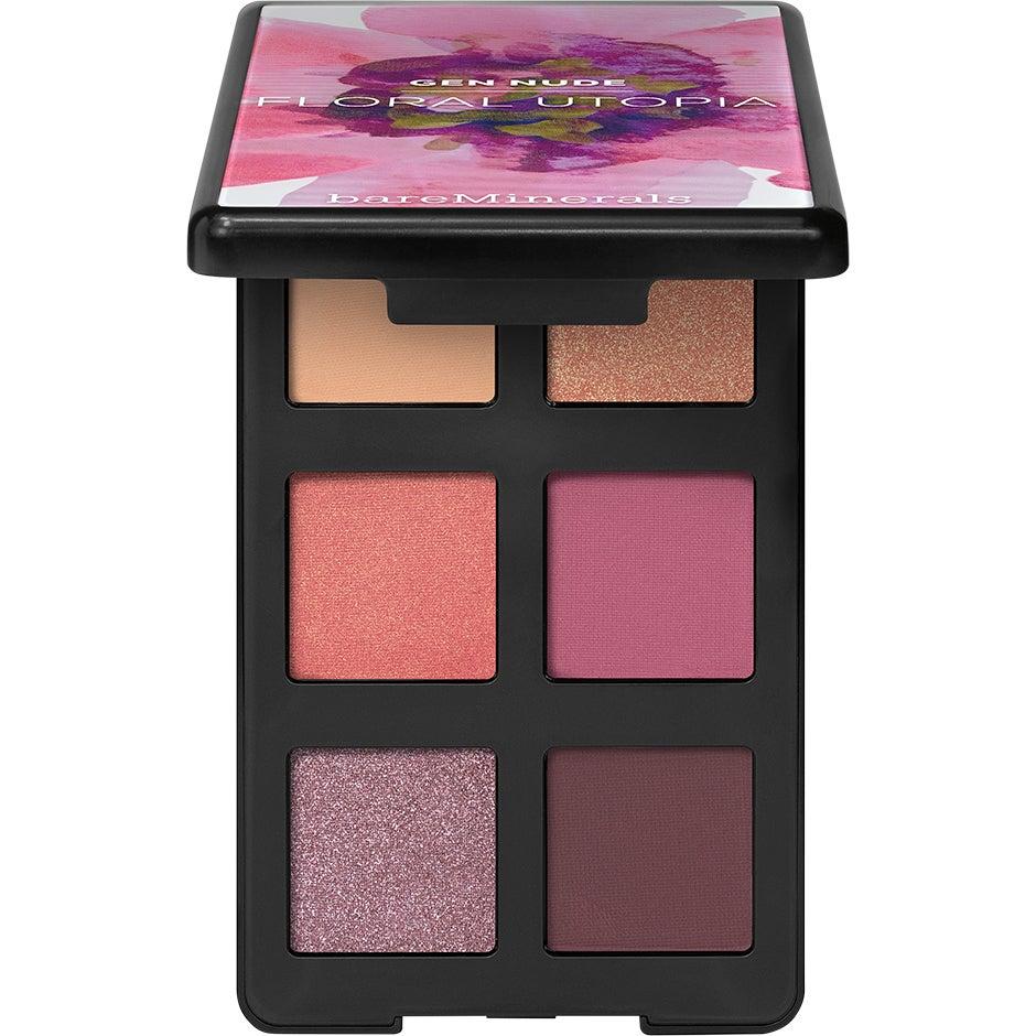 bareMinerals Floral Utopia Gen Nude Eyeshadow Palette, 6.6 g bareMinerals Ögonskuggspalett