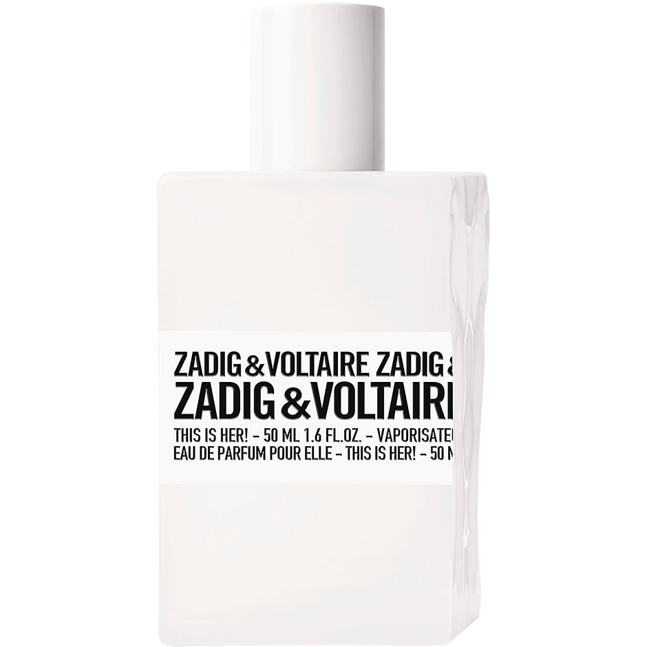 ZADIG & VOLTAIRE This is her! EdP, 50ml Zadig & Voltaire Parfym thumbnail
