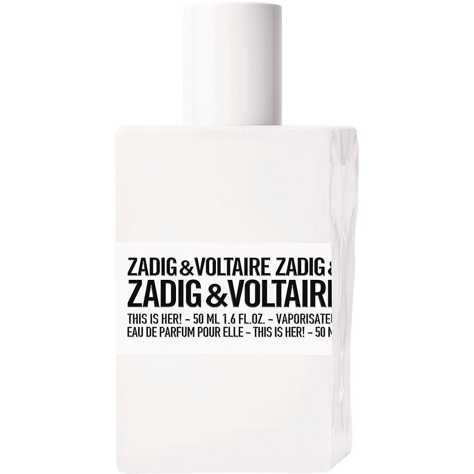 Köp ZADIG & VOLTAIRE This is her! EdP, 50ml Zadig & Voltaire Parfym fraktfritt thumbnail