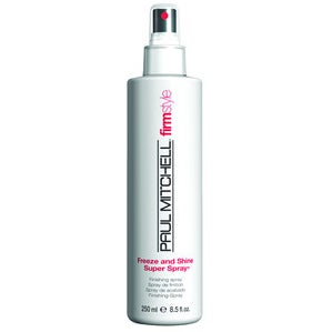 Firm Style Freeze & Shine Super Spray, 250 ml Paul Mitchell Hårspray
