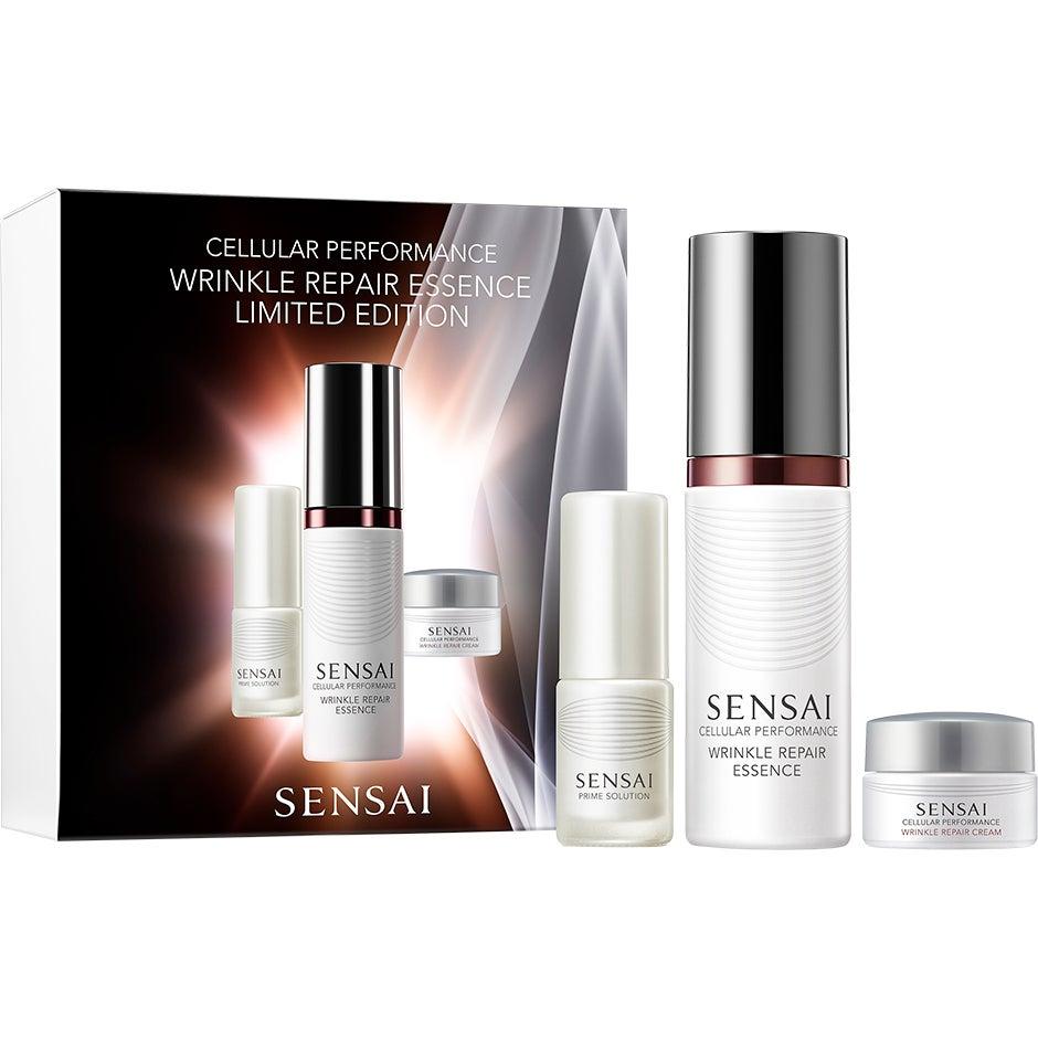 Sensai Cellular Performance Wrinkle Repair Essence Limited Set,  Sensai Ansikte