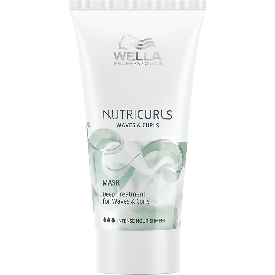 NUTRICURLS, 30 ml Wella Serum & hårolja