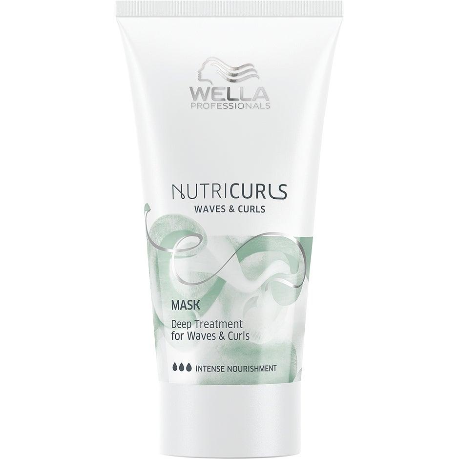 Köp NUTRICURLS, Deep Treatment for Waves & Curls 30 ml Wella Serum & hårolja fraktfritt