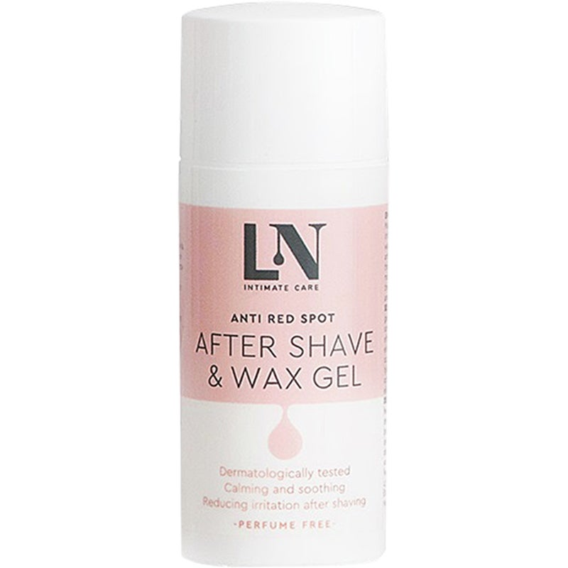 LN After Shave & Wax Gel