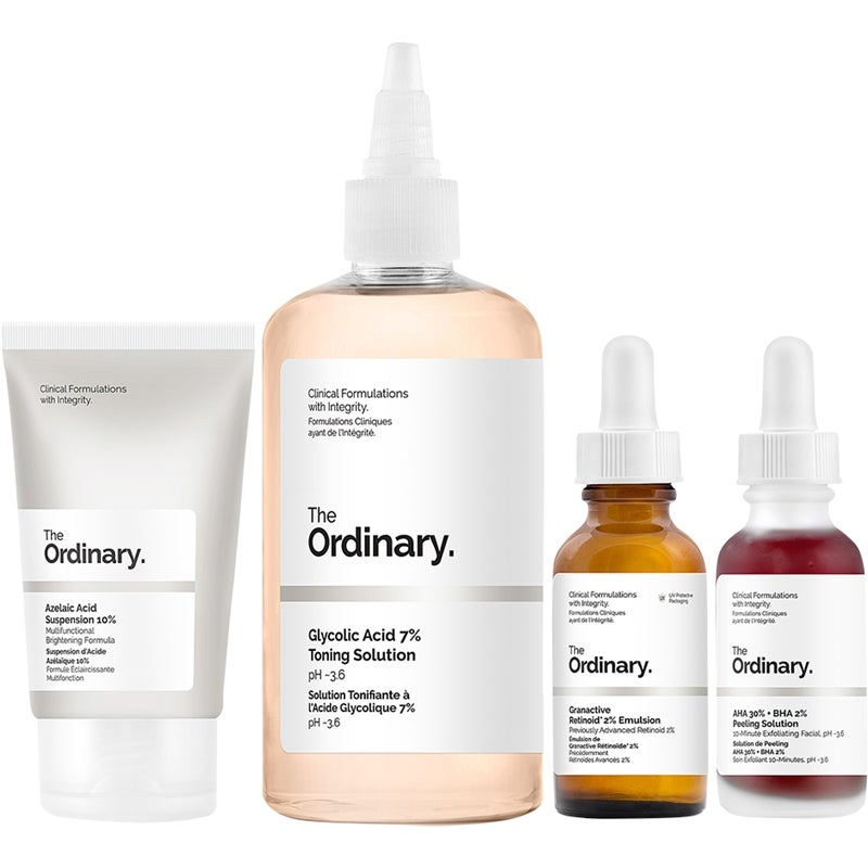 The Ordinary Even Skin Texture