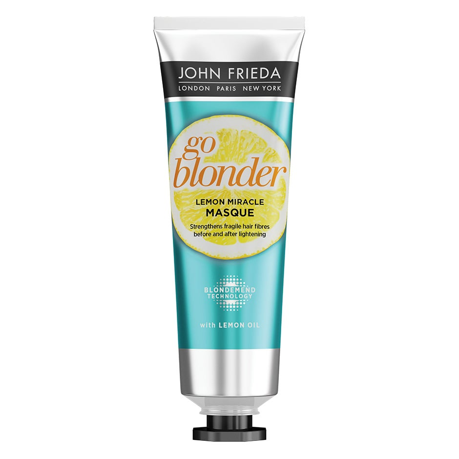 Sheer Blonde Go Blonder Lemon Masque, 100 ml John Frieda Hårinpackning