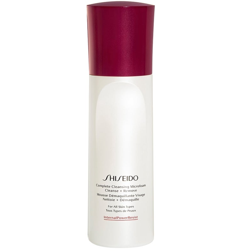 Shiseido Defend Complete Cleansing Microfoam