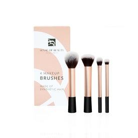 Sense Of Beauty 4 Makeup Brushes