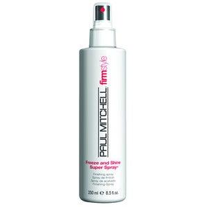 Firm Style Freeze & Shine Super Spray, 100 ml Paul Mitchell Hårspray