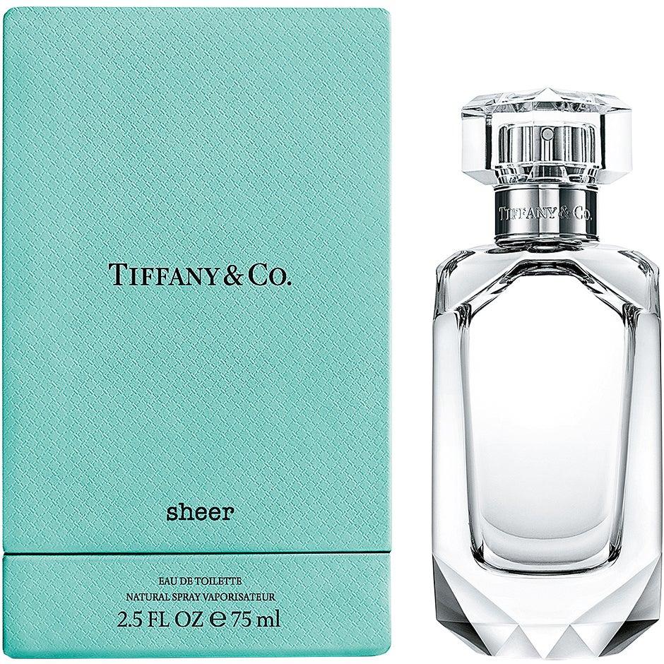 Tiffany & Co Tiffany Sheer EdT, 75 ml TIFFANY & Co Parfym