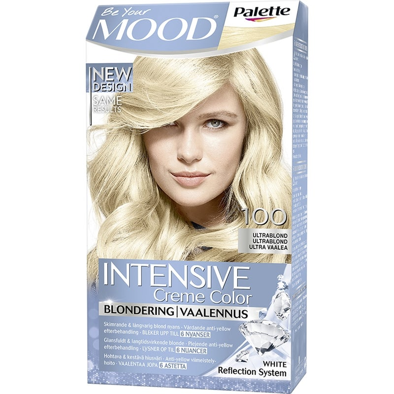 MOOD Hair Colour