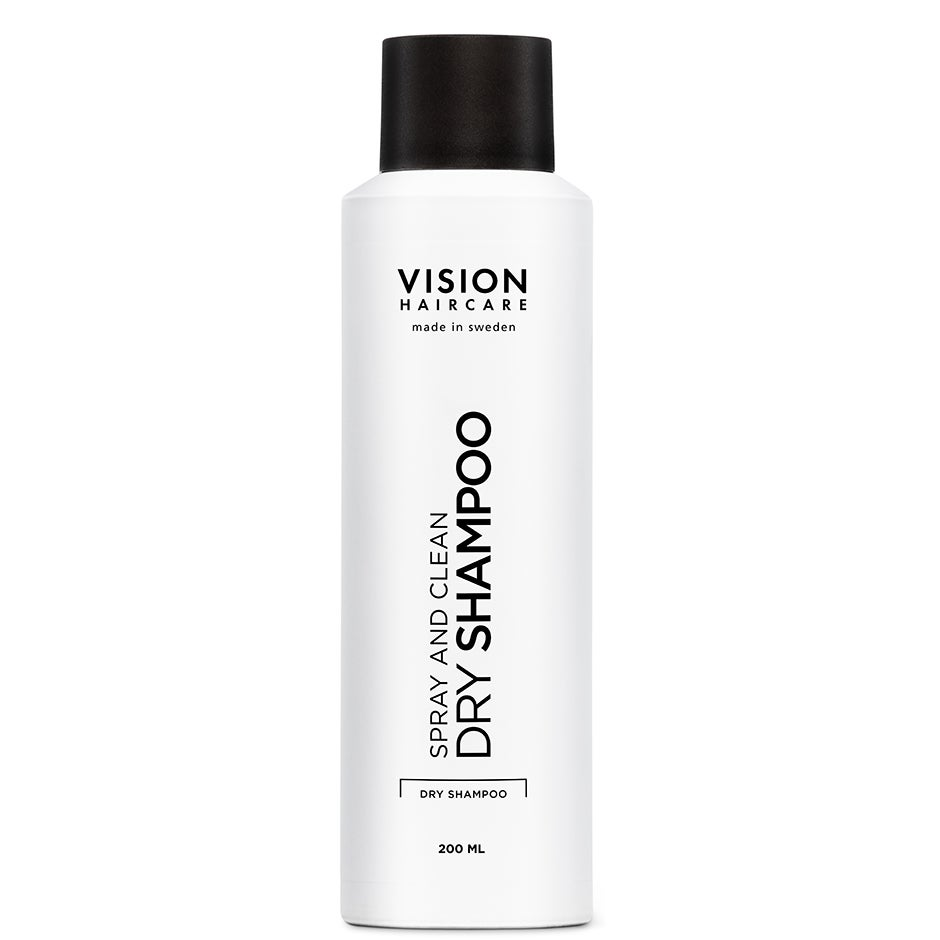 Spray And Clean, 200ml Vision Haircare Torrschampo