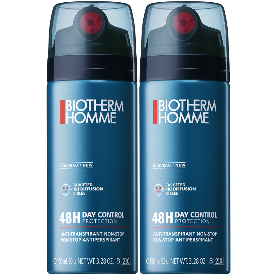 Day Control Duo,  Biotherm Homme Hudvård