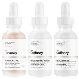 The Ordinary The Ordinary Set of Actives - Starter Kit For All Skintypes