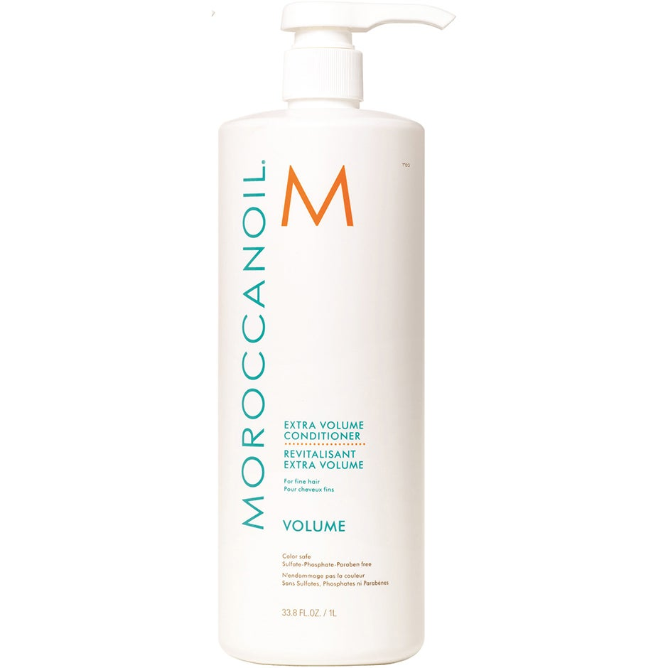 Köp Extra Volume Conditioner, 1000ml Moroccanoil Conditioner - Balsam fraktfritt