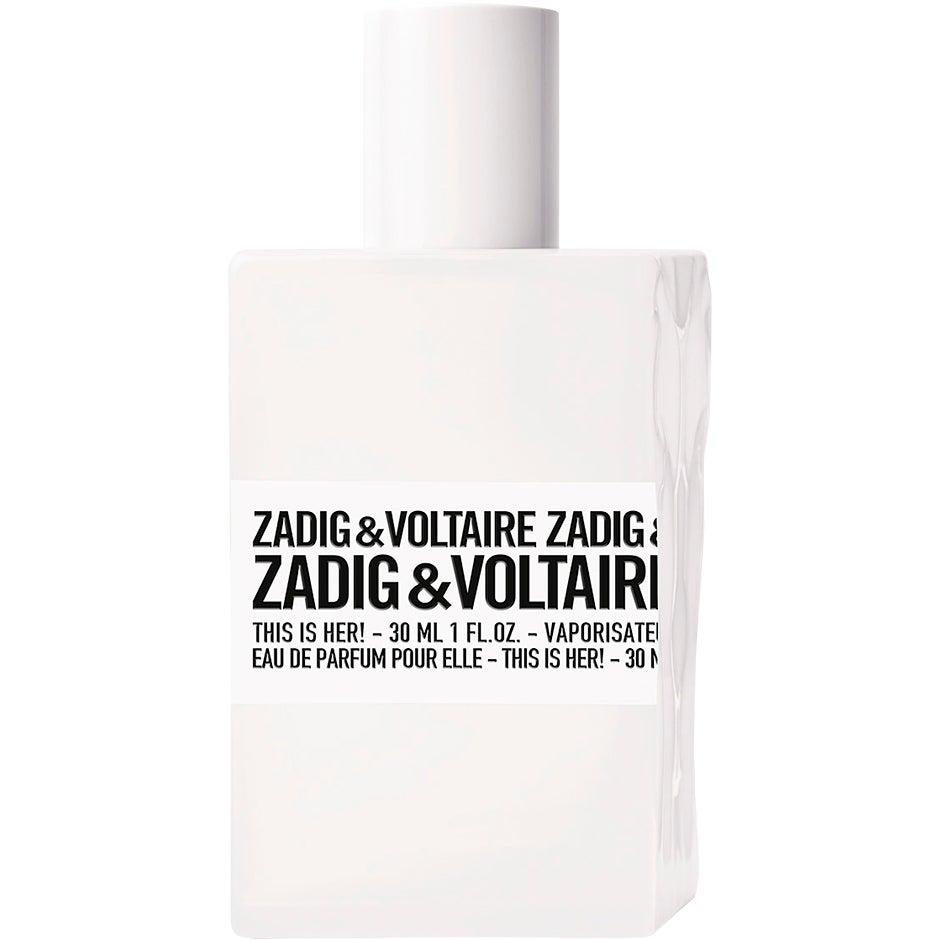 Köp ZADIG & VOLTAIRE This is her! EdP, 30ml Zadig & Voltaire Parfym fraktfritt thumbnail