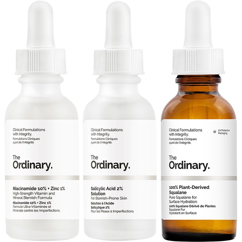 The Ordinary Blemish Prone Skin
