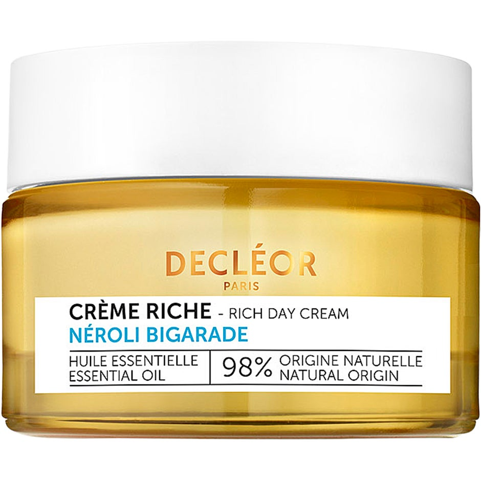 Decléor Néroli Bigarade Rich Day Cream, 50 ml Decléor Dagkräm