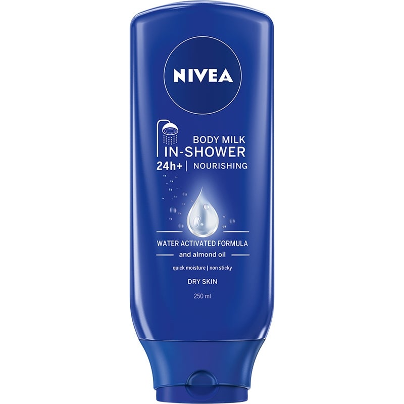 In-Shower Body Milk