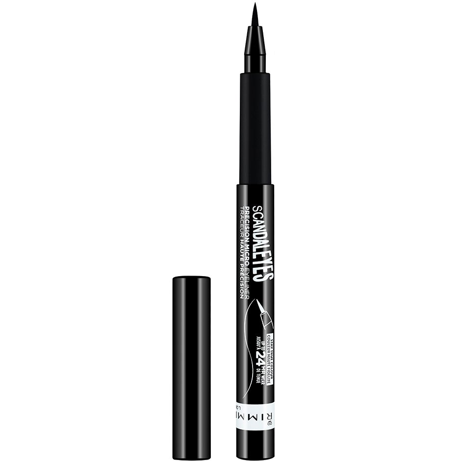 Scandaleyes Micro Liquid Eye Liner, Rimmel London Eyeliner