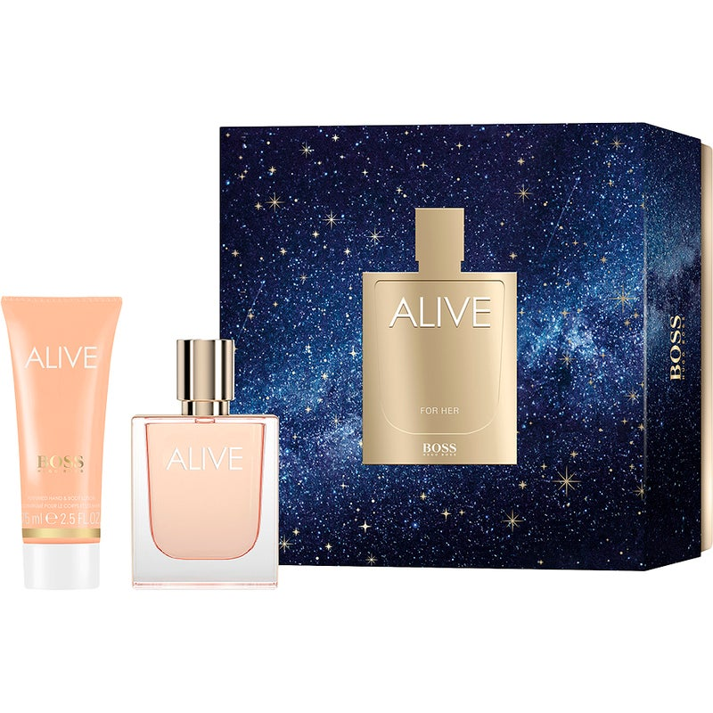 Hugo Boss Boss Alive Gift Set